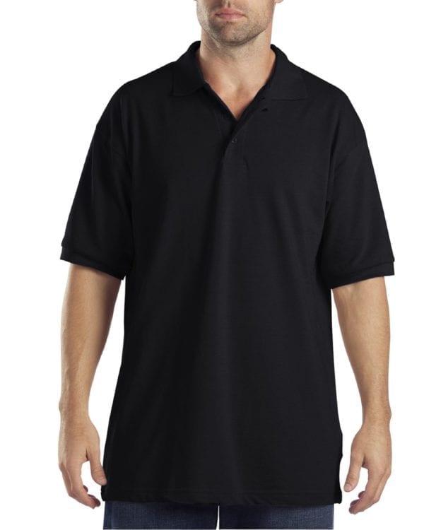 Dickies KS5552 Performance Custom Polo - Bulk Custom Shirts black