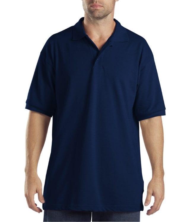 Dickies KS5552 Performance Custom Polo - Bulk Custom Shirts dark navy