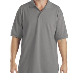 Dickies KS5552 Performance Custom Polo - Bulk Custom Shirts heather grey