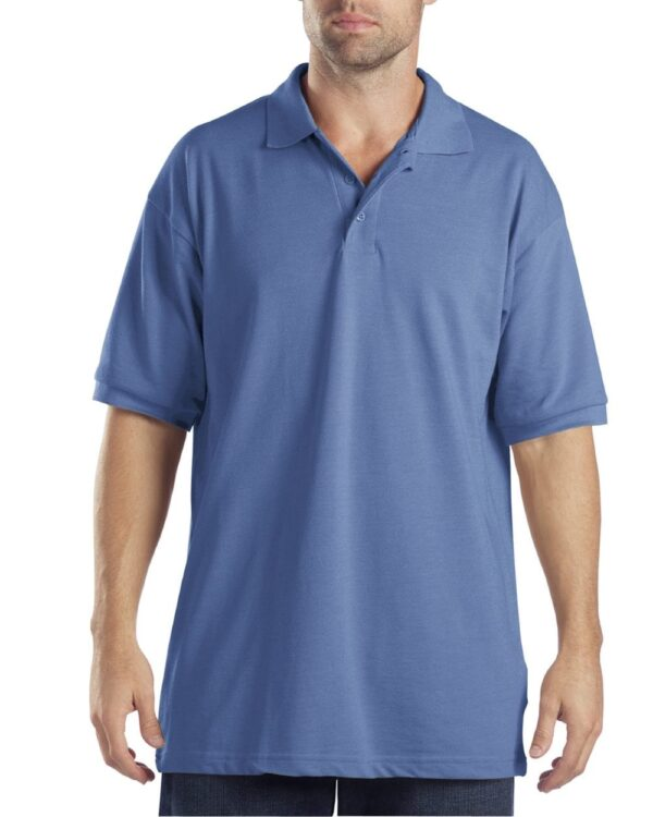 Dickies KS5552 Performance Custom Polo - Bulk Custom Shirts light blue