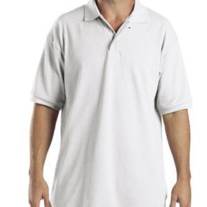 Dickies KS5552 Performance Custom Polo - Bulk Custom Shirts white