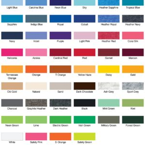 Gildan 500B Color Swatch