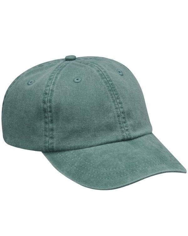 custom hats adams ad969 optimum pigment dyed cap