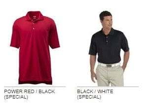 Custom Polos - Bulk Custom Shirts - Top Quality Polos at Low Prices