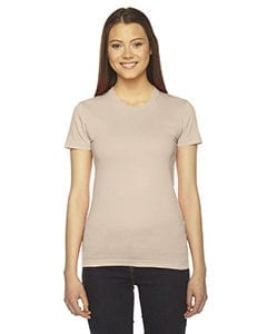 american apparel 2102w custom ladies shirt bulk custom shirts creme
