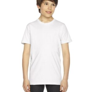 american apparel 2201w white