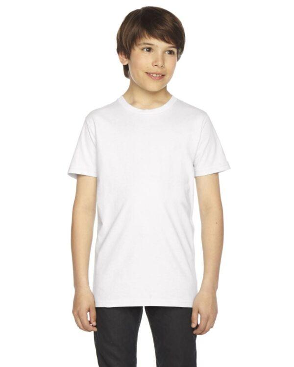 american apparel 2201w white