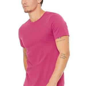 bella canvas 3001c custom shirt bulk custom shirts berry side