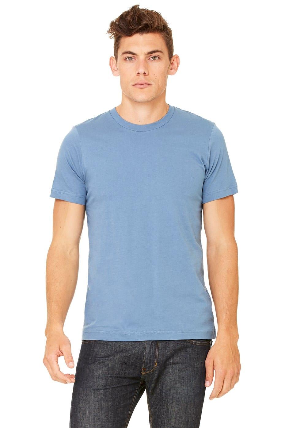Bella Canvas 3001c Custom Shirt Bulk Custom Shirts