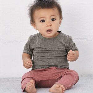 bella canvas 3413b infant triblend custom shirt bulkcustomshirts.com (2)