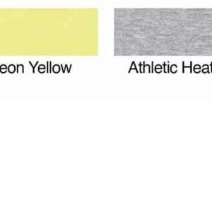 bella canvas 3480y personalize youth jersey tank top bulk custom shirts color swatch