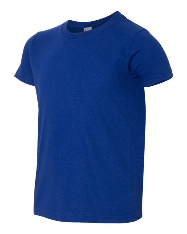 bulk custom shirts american apparel 2201w custom youth t-shirt lapis