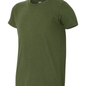 bulk custom shirts american apparel 2201w custom youth t-shirt olive