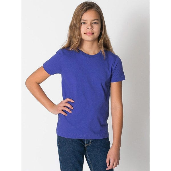2201w t-shirt in royal blue