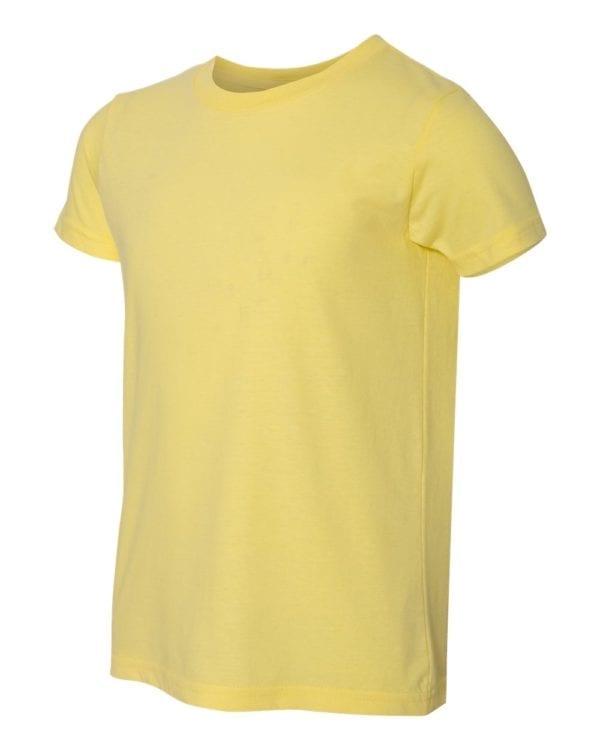 bulk custom shirts american apparel 2201w custom youth t-shirt sunshine
