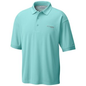 bulk custom shirts colmbia 6016 perfect cast custom pfg polo business work clothes gulf stream