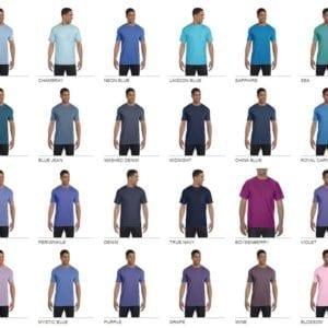 bulk custom shirts comfort colors 6030cc heavyweight rs custom pocket t shirt color1