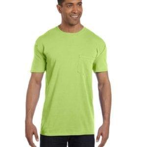 bulk custom shirts comfort colors 6030cc heavyweight rs custom pocket t shirt kiwi