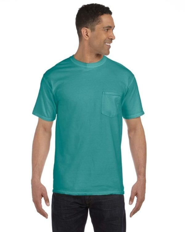 price modern and elegant in fashion street price Comfort Colors 6030CC T-Shirt with Pocket Tee