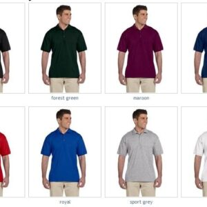 bulk custom shirts gildan g280 ultra cotton 6oz custom polo colors