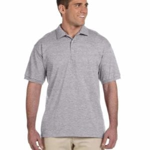 bulk custom shirts gildan g280 ultra cotton 6oz custom polo sport grey