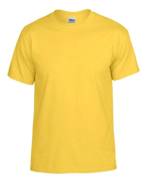 bulk custom shirts gildan g800 50-50 5.5 oz personlized t-shirts daisy