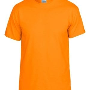 bulk custom shirts gildan g800 50-50 5.5 oz personlized t-shirts tennessee orange 1