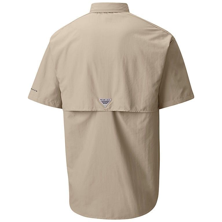 bf5181267 columbia bahama ii 7047 vivid blue custom polos bulk custom shirts fossil  back