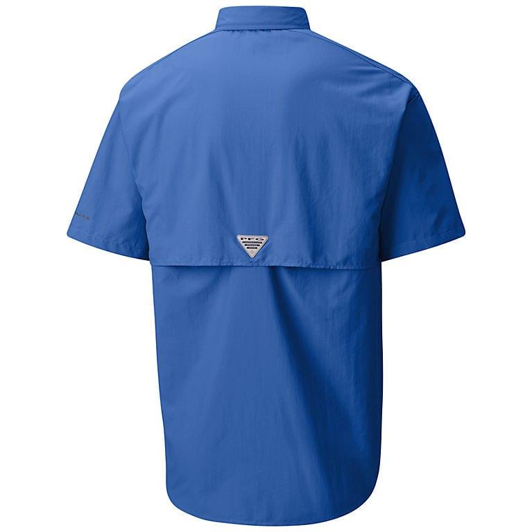 c7f55ca3b columbia bahama ii 7047 vivid blue custom polos bulk custom shirts vivid  blue back
