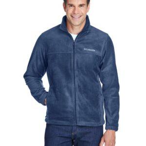 columbia steens mountain fleece 3220 custom vests bulk custom shirts navy