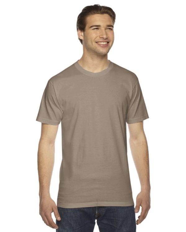 custom american apparel 2001w custom jersey short sleeve shirt army