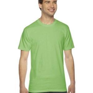 custom american apparel 2001w custom jersey short sleeve shirt grass