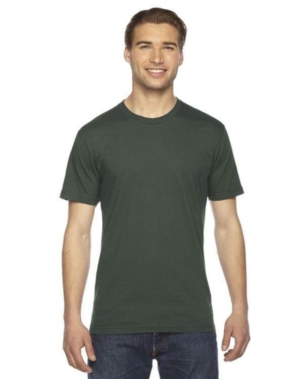 custom american apparel 2001w custom jersey short sleeve shirt lieutenant