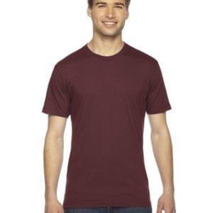 custom american apparel 2001w custom jersey short sleeve shirt truffle