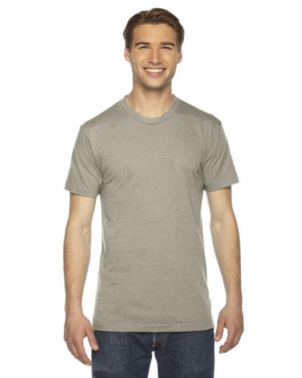 custom american apparel triblend custom shirt tr401w tri lieutenant