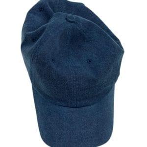 custom hats authentic pigment 1910 custom baseball cap deep navy