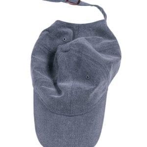 custom hats authentic pigment 1910 custom baseball cap denim
