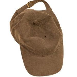 custom hats authentic pigment 1910 custom baseball cap mocha