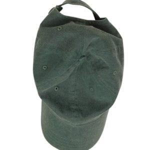 custom hats authentic pigment 1910 custom baseball cap moss green