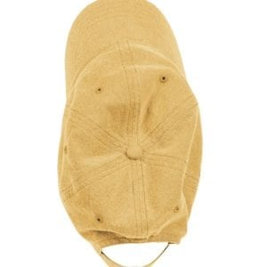custom hats authentic pigment 1910 custom baseball cap mustard