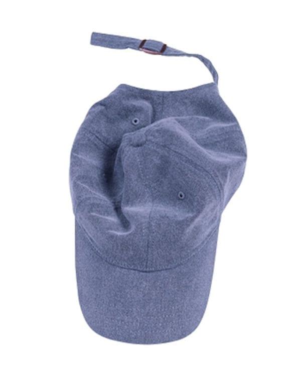 custom hats authentic pigment 1910 custom baseball cap periwinkle