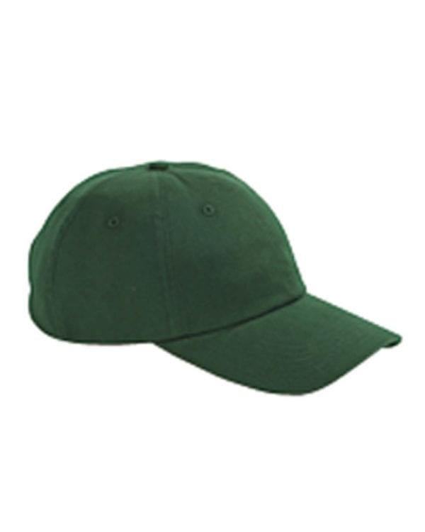custom hats big accessories bx001 6-panel brushed twill unstructured custom hat forest