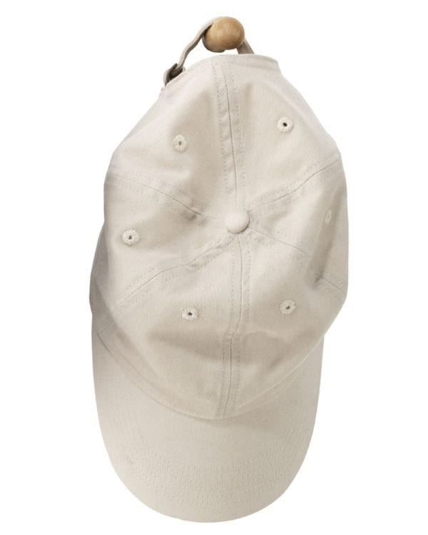 custom hats big accessories bx001 6-panel brushed twill unstructured custom hat stone
