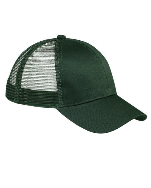 custom hats big accessories bx019 6-panel trucker snapback custom cap light forest