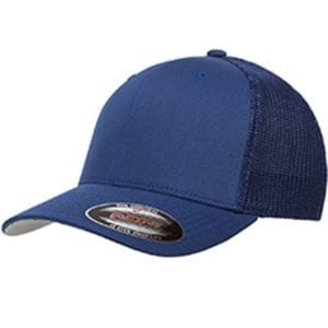 custom hats flexfit 6511 6-panel custom trucker hat bulk custom shirts royal