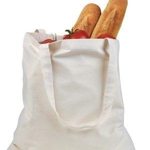 custom shopping bag custom tote bags badedge be007 natural