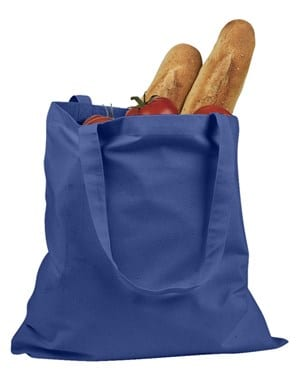 custom shopping bag custom tote bags badedge be007 royal