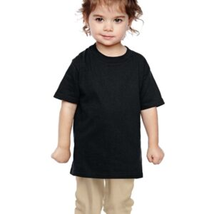 gildan g510p custom toddler heavy cotton shirt bulk custom shirts black