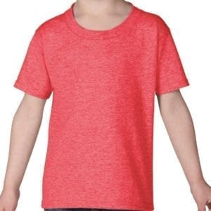 gildan g510p custom toddler heavy cotton shirt bulk custom shirts heather red