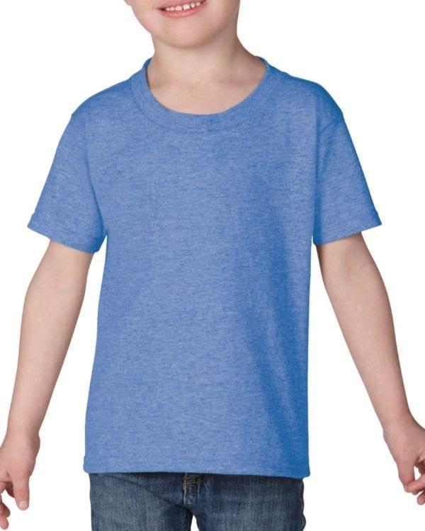gildan g510p custom toddler heavy cotton shirt bulk custom shirts heather royal